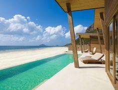 Six Senses is in southern Vietnam's awe-inspiring, pristine archipelago of Con Dao #JetsetterCurator