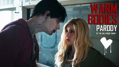 Hillywood Show - Warm Bodies Parody. this girl and her team are fab. She can be anyone!