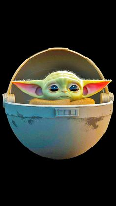 mini yeday Star Wars Love, Star Wars Fan Art, Star Wars Wallpaper, Disney Wallpaper, Yoda Pictures, Minion Baby, Cuadros Star Wars, Star Wars Painting, Baby Cartoon