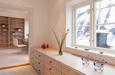 Vibrant Two-Floor Apartment in Stockholm's Gamla Stan