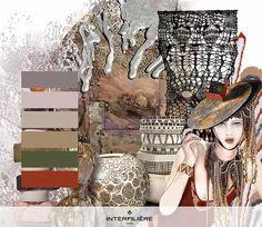Interfilière Moda y color Tendencias de Otoño / Invierno 2014/15 | Publicado por Senay GOKCEN, Editor-en-Jefe | Fashion Trendsetter