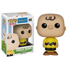 Funko Charlie Brown, Peanuts, A Turma do Snoopy, Cartoon, Funkomania