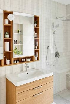 Bathroom Storage Ideas - Just look into these easy ideas we threw up. Below are 22 trendy bathroom storage ideas to maintain your bathroom organized as well as looking . storage 22 Hanging Bathroom Storage Ideas for Maximizing Your Bathroom Space Bad Inspiration, Bathroom Inspiration, Bathroom Furniture, Bathroom Interior, Dyi Bathroom, Modern Furniture, Rustic Furniture, Bathroom Beadboard, Bathroom Repair