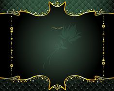 Green Gold Frame Vector European Pattern Background – About Graphic Design Wedding Background Images, Free Background Photos, Wedding Invitation Background, Banner Background Images, Frame Background, Background Templates, Photo Backgrounds, Background Patterns, Wallpaper Backgrounds