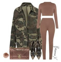 """""""Untitled #3273"""" by breannamules ❤ liked on Polyvore featuring Topshop, Christian Dior, Yves Saint Laurent and Accessorize"""