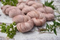 Preview of Friday's hand dyed yarn update: Harewood 4ply – Eden Cottage Yarns