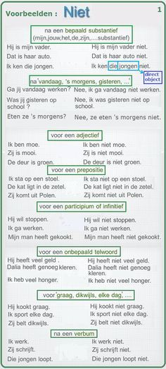Dutch Phrases, Dutch Words, Learn Dutch, Dutch Netherlands, Dutch Language, School Info, Language Lessons, Creative Teaching, New Words