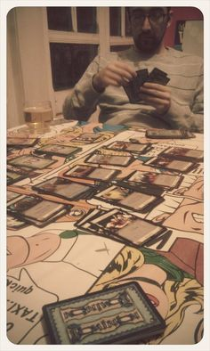 Playing Dominion