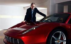 Ferrari called Eric Clapton!