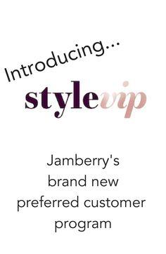 Jamberry Style VIP -