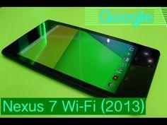 Планшет google nexus 7 (2013) - Обновлённый Гугл Нексус 7 LTE на 2 mm то...