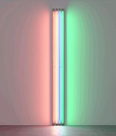 architectureflavin Dan Flavin, Minimalism, Neon Signs, Mirror, Colour, Google, Design, Home Decor, Decoration Home