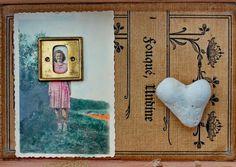 mano kellner, kunstschachtel / art box nr 24/2015, undine (detail)
