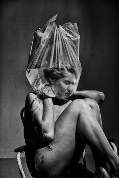 Plastic by Per Morten Abrahamsen #photography #art #project #blackandwhite