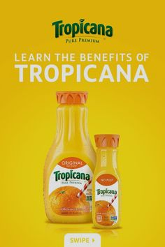 View great tasting Tropicana® Orange Juice and Juice Drink Products. Featuring Tropicana® Orange Juice, Juice Blends, and all other juice beverages. Proper Nutrition, Diet And Nutrition, Nutrition Drinks, Human Nutrition, Nutrition Jobs, Nutrition Program, Avocado Nutrition, Sports Nutrition, Precision Nutrition