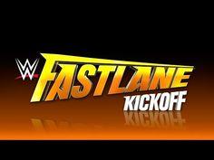 Fastlane Kickoff - Tonight! - YouTube