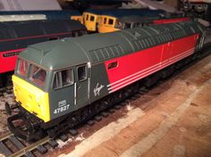 47 827 in Virgin livery  Acquired 13/02/16 from evilBay