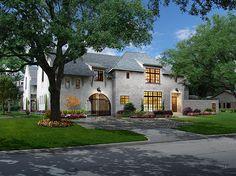 Elegant Self Sustaining Homes Architecture Design Plan : Elegant Self Sustaining Homes Design Beautiful Garden Large Lawn