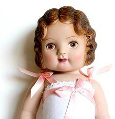 Vintage Daisy Kingdom Doll