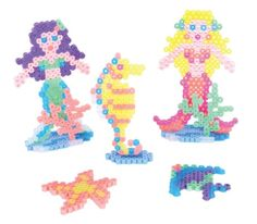 Perler Beads Fused Bead Kit, Mermaid Perler http://www.amazon.com/dp/B00B1BSDEM/ref=cm_sw_r_pi_dp_rLLyub11FVMWF