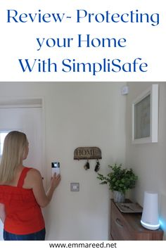 Over the last few years, we have considered getting a security system on several occasions. With the rise in footfall in our street, with us living on a corner, having a young family and hearing reports of crime being on the rise, we started to wonder what the best method would be in order to feel safer. When SimpliSafe got in touch to ask us to review their very easy to use home security system I was eager to find out more. #simplisafe #homesecurity Protecting Your Home, Young Family, Home Security Systems, How To Find Out