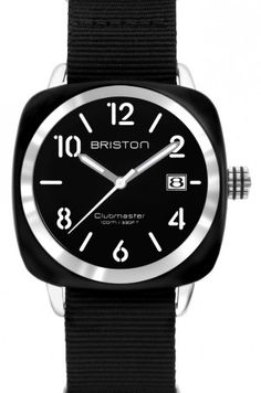 #New on #Timefy ! #Briston #Watches #Clubmaster #HMS #Montres