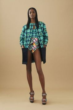 21 Looks by British Fashion Brand House of Holland Glamsugar.com House of Holland Resort 2014 Collection