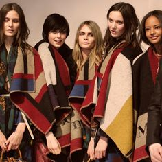 How To Wear A Blanket Coat |