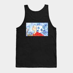 Tank Tops by fairychamber Fantasy Art, Tank Man, Tank Tops, Prints, Fashion, Moda, Halter Tops, Fantastic Art, Fantasy Artwork