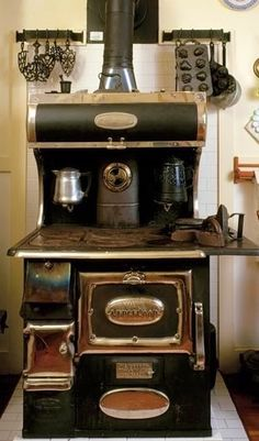 Beautiful vintage oven/stove