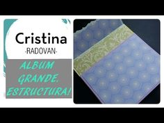 TUTORIAL ALBUM GRANDE DE SCRAPBOOKING (PARTE 3) ESTRUCTURAS - YouTube