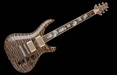 Welcome to David Thomas McNaught Guitars -- bringing you the finest in custom handmade electric guitars