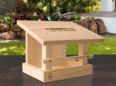 toom Kreativwerkstatt - Vogelhäuschen (Woodworking For Kids)