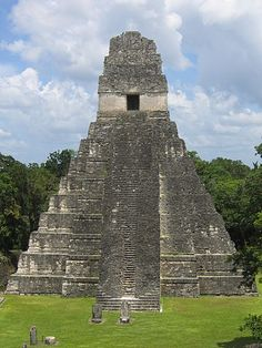Tikal in Guatemala: The enormous lost city of the Mayan civilization that was rediscovered in the mid-19th century - Abandoned Spaces