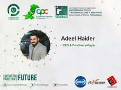 WordPress Meetups Pakistan's Co Organizer Adeel Haider will be at Connected Pakistan Conference '17. Will Talk about the evolution of e-commerce industry of Pakistan. #webdesign #webdevelopment #webdesign #webdevelopment | #seo#webstrategy #SMM #Startup | #digitalmarketing#wordpress #socialmediamarketing | #wp #themes #WebDev #SEO
