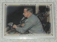 Foster Hewitt 2008-09 Upper Deck Masterpieces NHL Hockey Card 37 * This is an Amazon Affiliate link. You can get more details by clicking on the image.
