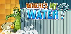 Where's My Water? (v1.7.0) Android games  MEET SWAMPY IN WHERE'S MY WATER? — THE HIT DISNEY APP ON ANDROID!  WHERE'S MY WATER IS THE HIT DISNEY APP EVERYONE IS PLAYING! NOW WITH OVER 400 LEVELS!