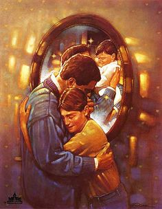 Every child a special gift from God...every child his...we yearn to have you in our arms again...