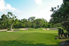 Golf Hard Rock Club Riviera Maya The Robert Von Hagge designed Playacar Golf Club is a par , -hole championship golf course carved out of the dense Mayan Jungle and located in Playa del Carmen, Mexico.
