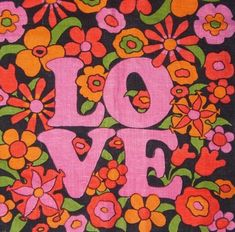 ☯☮ॐ American Hippie Bohemian Psychedelic Art ~ Love Psychedelic Art, All You Need Is Love, Peace And Love, Vintage Beauty, Vintage Romance, Arte Hippy, Hippy Art, Hippie Vintage, Vintage 70s