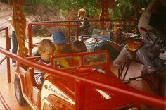 Karusellin kieputusta 1970-1980-luvun vaihteesta. #särkänniemi #sarkanniemi #huvipuisto #tampere