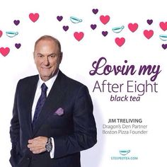Our partner . Tea Companies, Matcha Green Tea, New Flavour, Loose Leaf Tea, Jim Treliving, Teas, Party Planning, Love Him, Tea Time