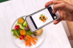 Instagramming your food can make it taste better  #psychology