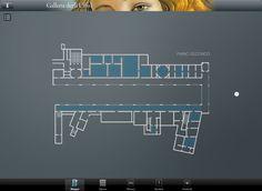 App Galleria degli Uffizi sviluppata da Parallelo