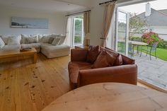 Tregarne - Trevone Bay -  A Cornish, self catering beach holiday house to rent, just a short drive from #Padstow #Cornwall