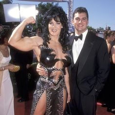 Such sad and tragic news about the passing of Chyna. She shattered every glass ceiling in the business and her legacy will live forever. She was also one kind and funny woman. RIP Joanie. (Photo Courtesy of Ron Galella/Getty Images)