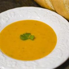 Butternut Squash Soup II Allrecipes.com