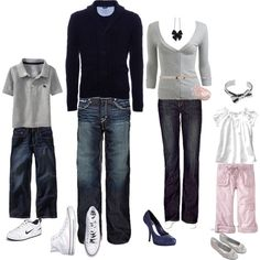 Family Pictures Outfits