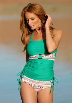 Such cute modest swimsuits! Finally a website that has suits that do not leave it all hanging out