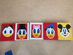 Disney boek LEGO emiel
